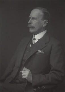 John Michael Gordon Biddulph, 2nd Baron Biddulph, by Walter Stoneman - NPG x165181