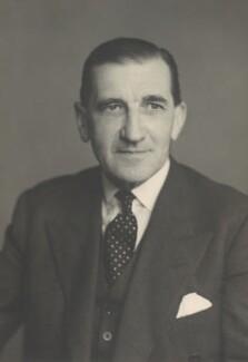 Sir Francis Verner Wylie, by Walter Stoneman - NPG x165248