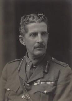 Sir Thomas Yarr, by Walter Stoneman - NPG x165257