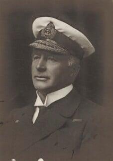 Bentinck John Davies Yelverton, by Walter Stoneman - NPG x165262