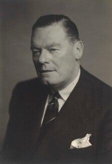 Sir James Bird, by Walter Stoneman - NPG x165272