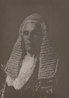 Frederick Edwin Smith, 1st Earl of Birkenhead, by Walter Stoneman - NPG x165275