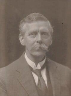 Sir Arthur William Black, by Walter Stoneman - NPG x165283
