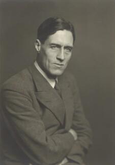 Patrick Maynard Stuart Blackett, Baron Blackett, by Walter Stoneman - NPG x165293