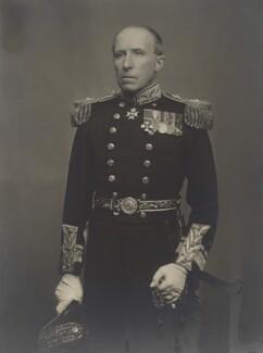 Sir Geoffrey Blake, by Walter Stoneman - NPG x165306