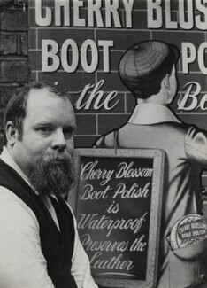 Peter Blake, by Godfrey Argent, 13 March 1968 - NPG x165308 - © National Portrait Gallery, London