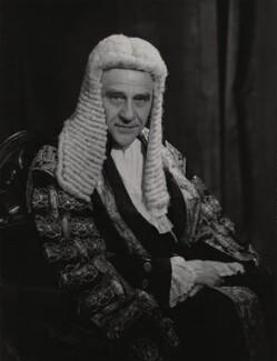 Horace Maybray King, Baron Maybray-King, by Walter Bird - NPG x165319