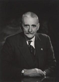 Sir Ian Frederick Cheney Bolton, by Walter Bird - NPG x165327