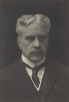 Sir Robert Laird Borden, by Walter Stoneman, 1917 - NPG x165361 - © National Portrait Gallery, London
