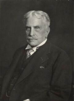 Sir Robert Laird Borden, by Walter Stoneman, August 1936 - NPG x165362 - © National Portrait Gallery, London