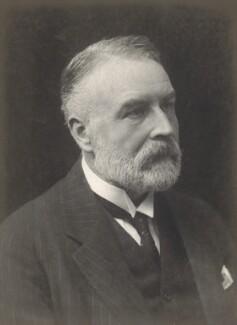 George Albert Boulenger, by Walter Stoneman - NPG x165380