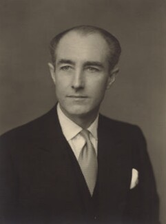 Sir (Reginald) James Bowker, by Walter Stoneman - NPG x165407