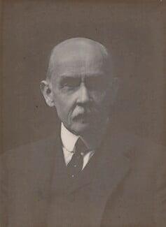 Henry William Thomas Bowyear, by Walter Stoneman - NPG x165411