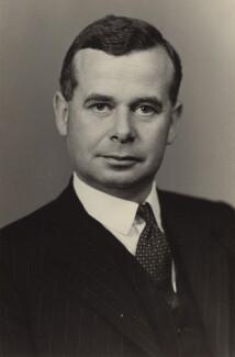 John Archibald Boyd-Carpenter, Baron Boyd-Carpenter, by Walter Stoneman, June 1949 - NPG x165421 - © National Portrait Gallery, London