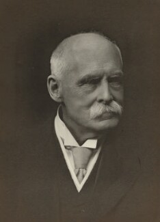Sir (Alexander) Frederick Bradshaw, by Walter Stoneman - NPG x165451