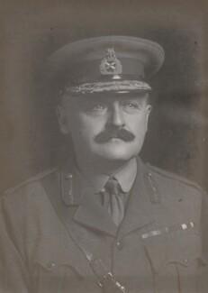 William Garnett Braithwaite, by Walter Stoneman - NPG x165460