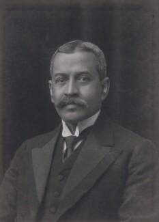 Satyendra Prasanno Sinha, 1st Baron Sinha of Raipur, by Walter Stoneman - NPG x165478
