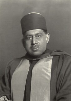 Sir Bijay Chand Mahtab, Maharaja Bahadur of Burdwan, by Walter Stoneman - NPG x165479