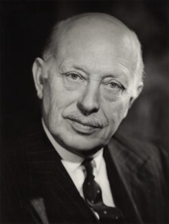 Sir Maurice Richard Bridgeman, by Walter Bird - NPG x165509