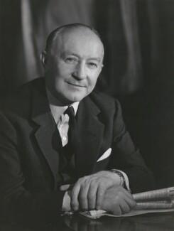 Sir Frank Kenyon Roberts, by Walter Bird - NPG x165549