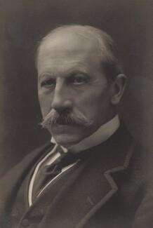 Alfred Milner, Viscount Milner, by Walter Stoneman - NPG x165581