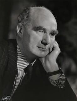 Sir Martin John Gilliat, by Walter Bird - NPG x165603
