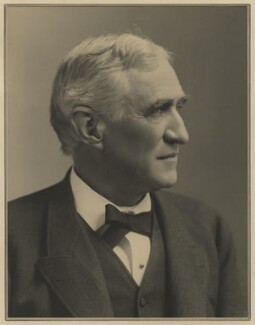 Thomas Francis Bayard, by Elliott & Fry - NPG x127407