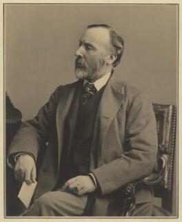 Sir Andrew Clark, 1st Bt, by Elliott & Fry - NPG x127421