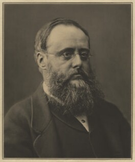 Wilkie Collins, by Elliott & Fry - NPG x127424