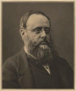 Wilkie Collins, by Elliott & Fry, 1878 - NPG x127424 - © National Portrait Gallery, London
