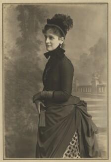 Mrs Dalton, by Elliott & Fry - NPG x127427
