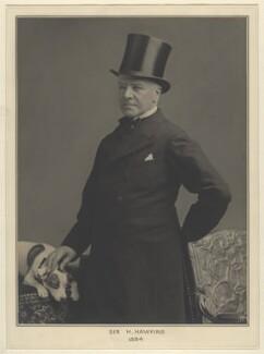 Henry Hawkins, Baron Brampton, by Elliott & Fry, 1884 - NPG x127440 - © National Portrait Gallery, London