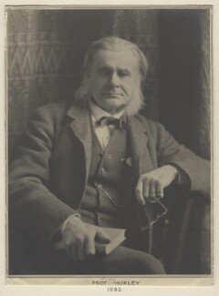 Thomas Henry Huxley, by Elliott & Fry - NPG x127443
