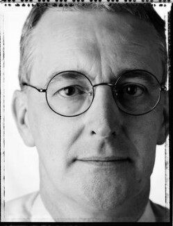 Hilary Benn, by David Partner - NPG x127362