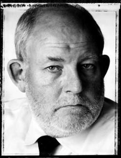 Charles Rodway Clarke, by David Partner, 9 June 2004 - NPG x127365 - © David Partner