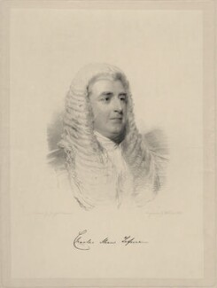 Charles Shaw-Lefevre, Viscount Eversley, by William Holl Jr, after  George Richmond - NPG D20660