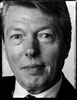 Alan Johnson, by David Partner, 8 June 2004 - NPG x127370 - © David Partner