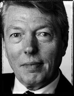 Alan Johnson, by David Partner, 8 June 2004 - NPG x127370 - © David Partner