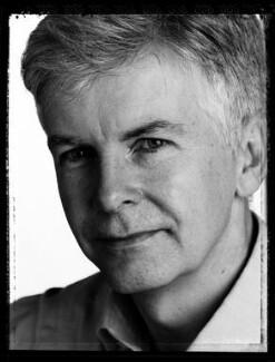Michael O'Brien, by David Partner, 4 May 2004 - NPG x127378 - © David Partner