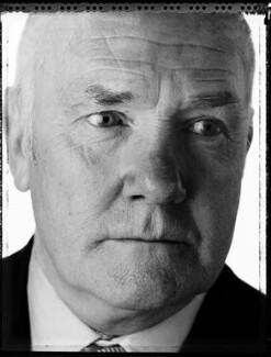 John Reid, by David Partner, 24 February 2004 - NPG x127379 - © David Partner