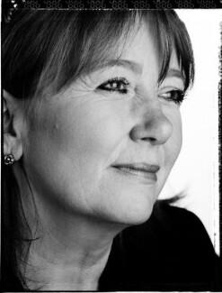 Elizabeth Conway Symons, Baroness Symons, by David Partner - NPG x127382