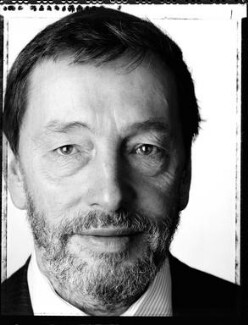David Blunkett, by David Partner - NPG x127385