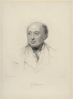 Sir Charles Lemon, 2nd Bt, by William Holl Jr, after  George Richmond - NPG D20664