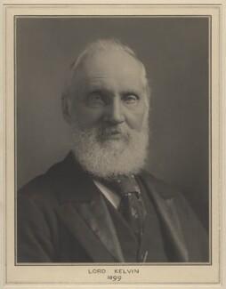 William Thomson, Baron Kelvin, by Elliott & Fry - NPG x127450