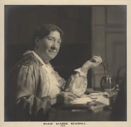 Madge Kendal, by Elliott & Fry - NPG x127451