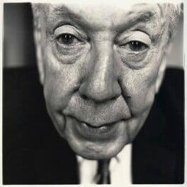Sir Malcolm Henry Arnold, by Neil Drabble, 1991 - NPG x127393 - © Neil Drabble