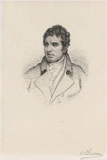 John Philip Kemble, by Charles William Sherborn, after  Sir Martin Archer Shee - NPG D21185