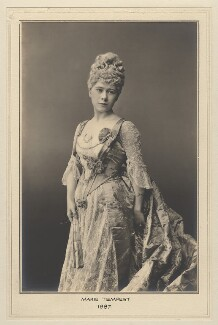 Marie Tempest as Dorothy Bantam in 'Dorothy', by Elliott & Fry - NPG x127488