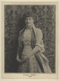 Ellen Terry, by Elliott & Fry - NPG x127489
