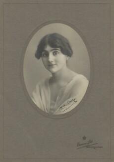 Joyce Carey, by Bassano Ltd - NPG x127502